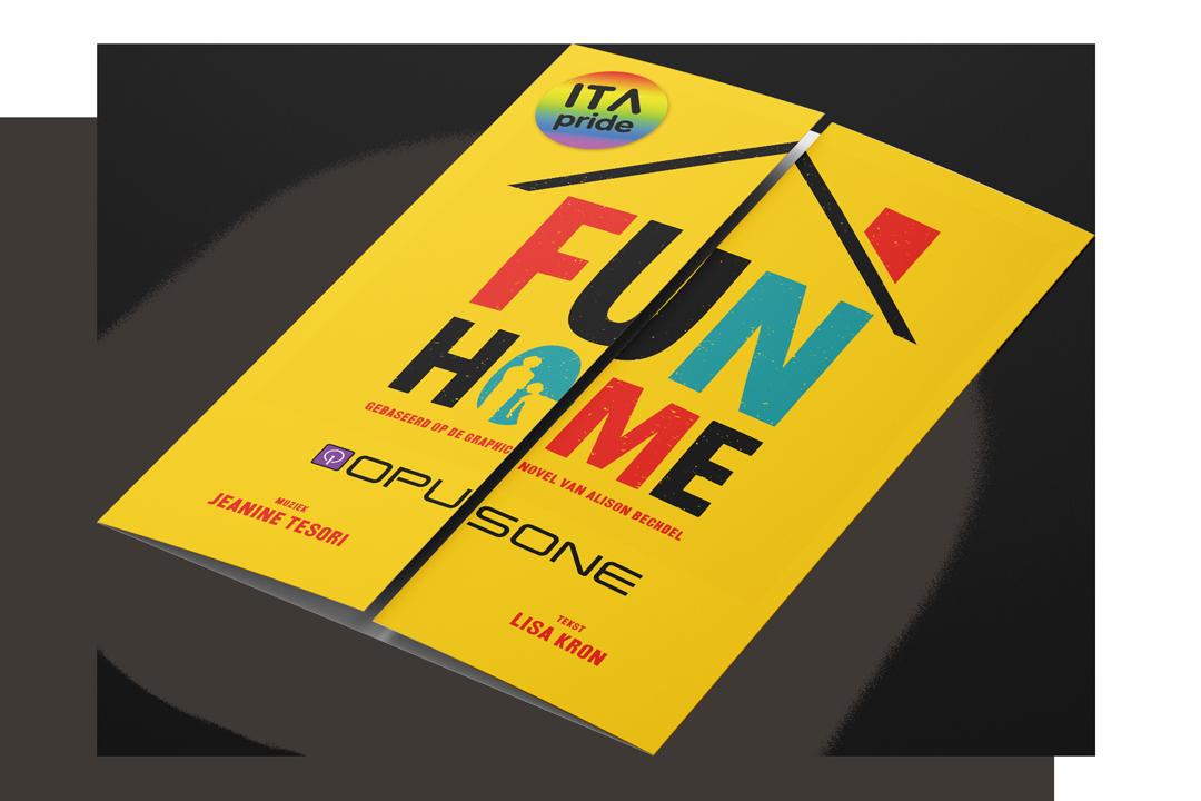 Fun Home programmafolder