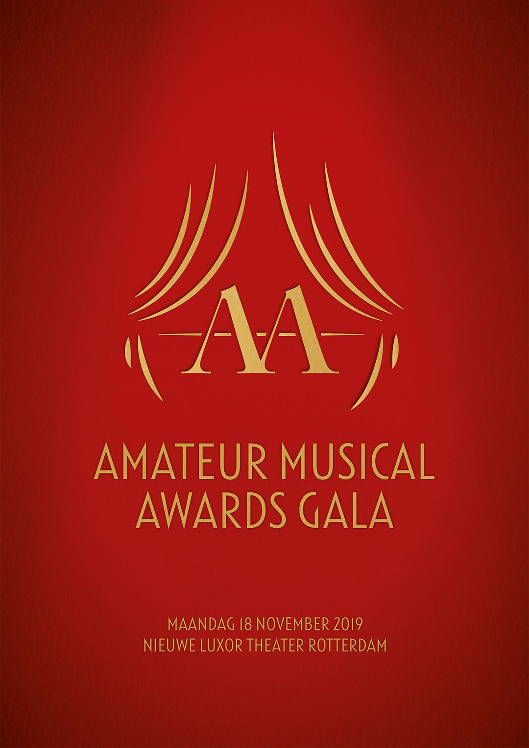 Amateur Musical Awards artwork