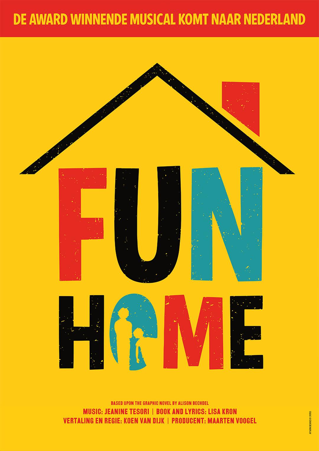 Fun Home artwork