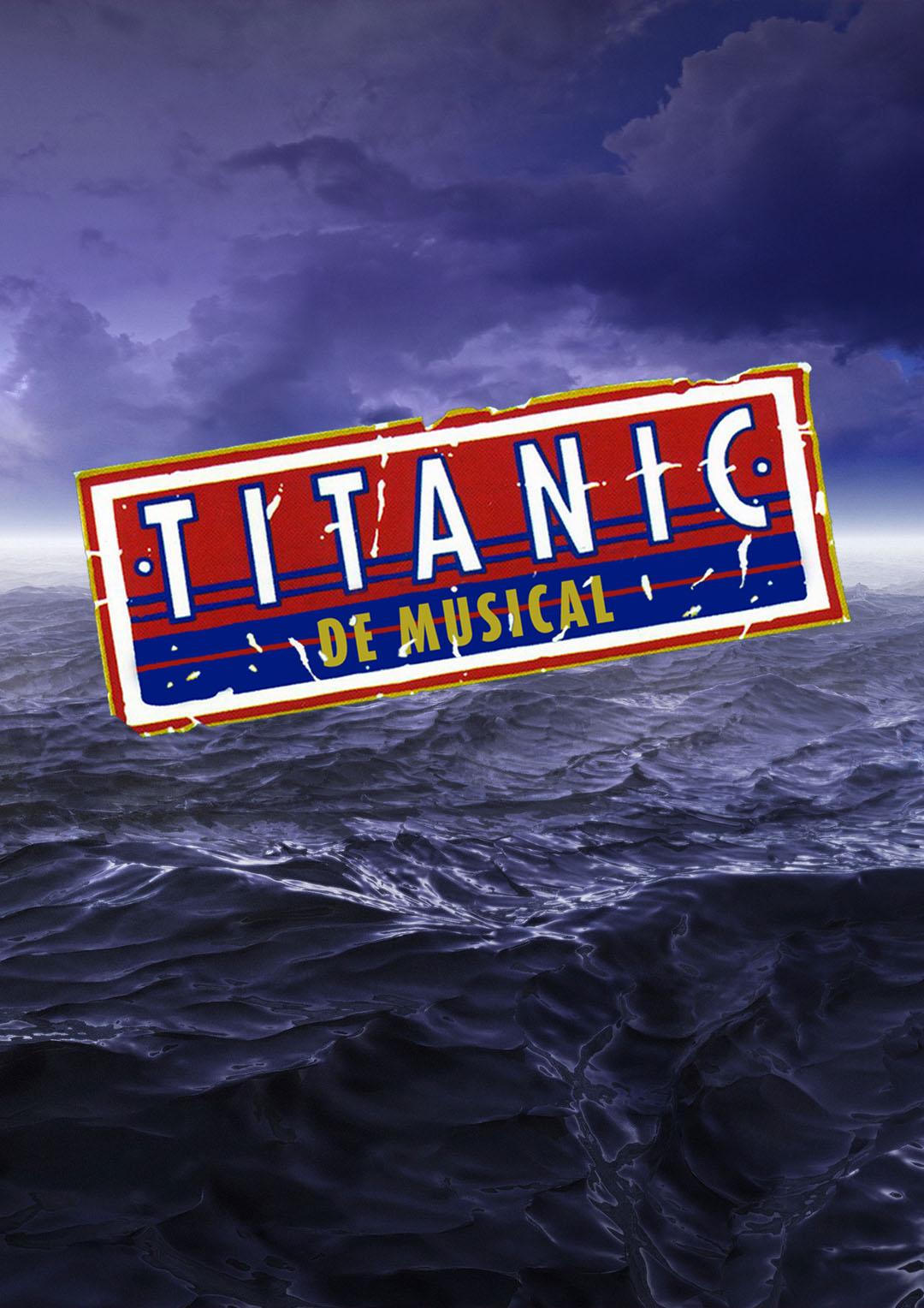Titanic de Musical artwork