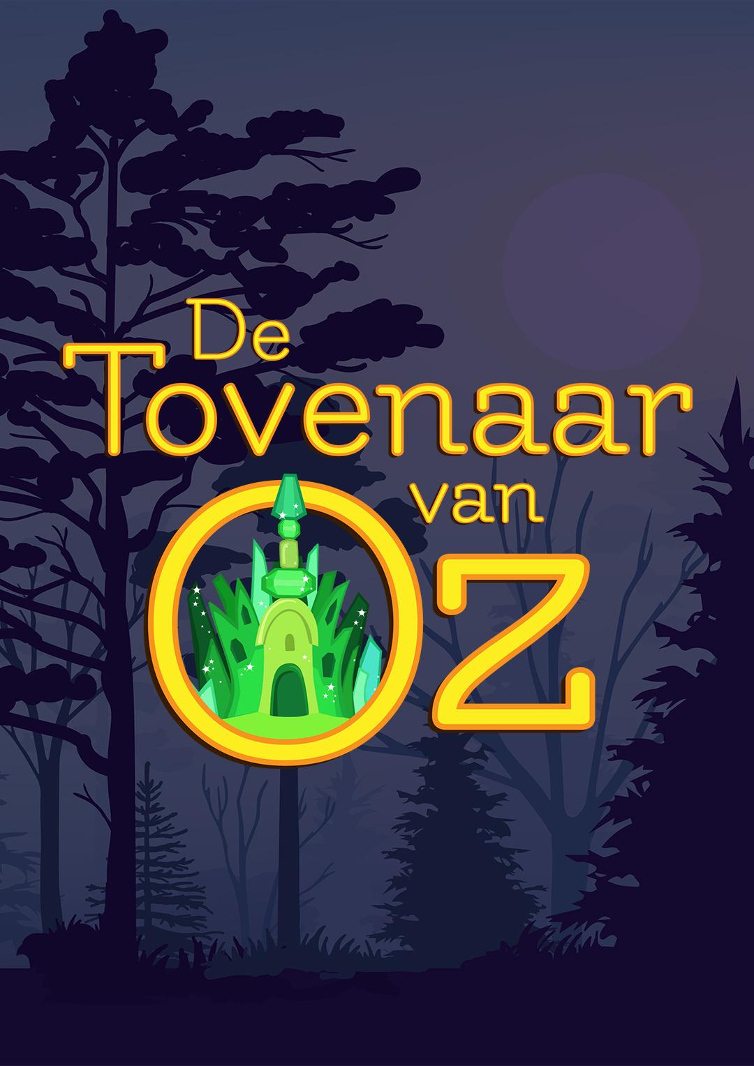 De Tovenaar van Oz artwork