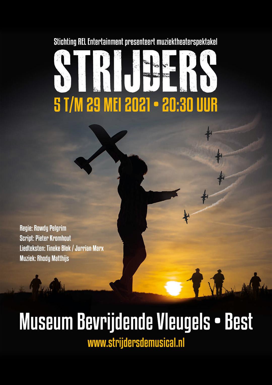 Strijders artwork