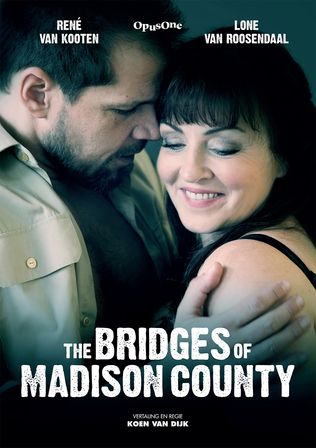 The Bridges of Madison County artwork
